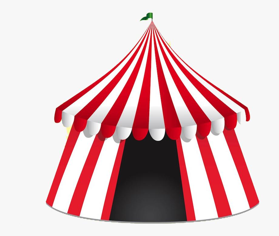 Tent Circus Clip Art.