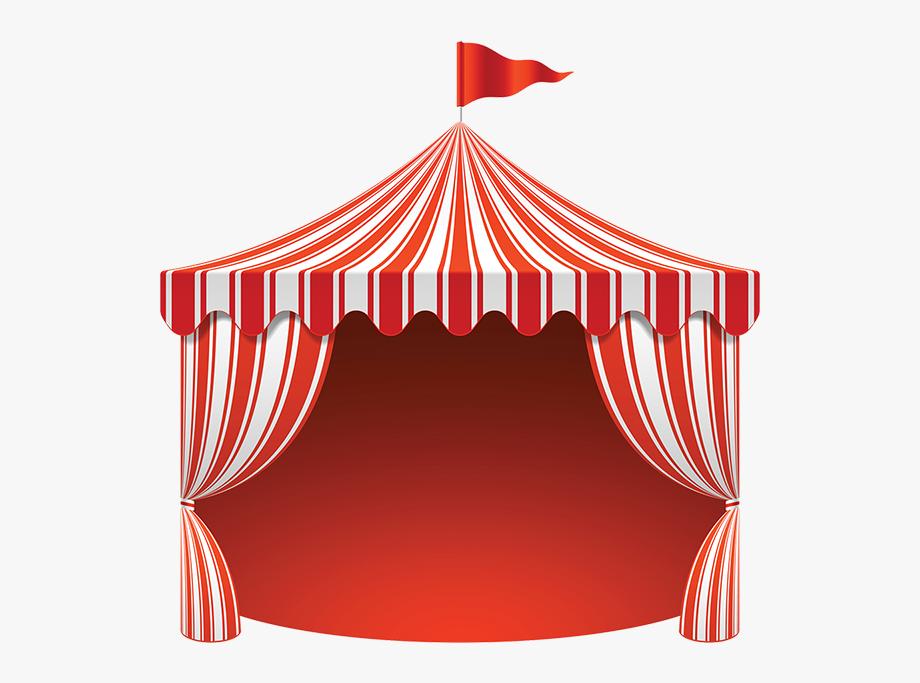 Tent Clipart Circus.