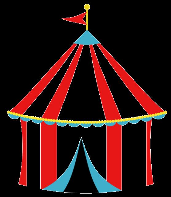 Tent Carnival Circus Clip art.