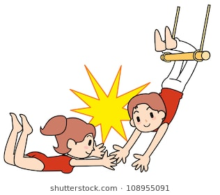 Flying trapeze clipart 5 » Clipart Station.