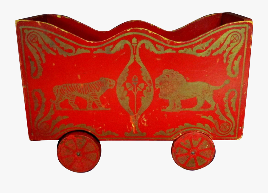 Clip Art Circus Wagons Pictures.