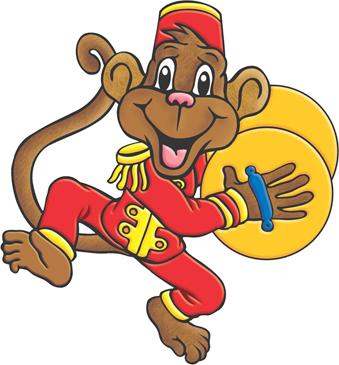 Circus Monkey.