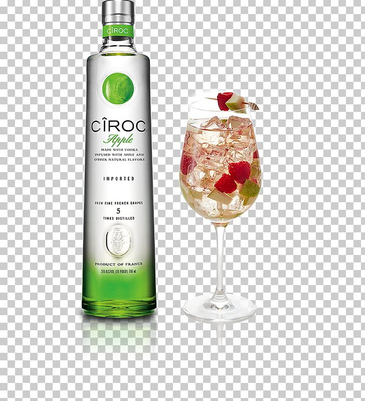 Ciroc Apple Vodka Cocktail Liquor Juice PNG, Clipart.