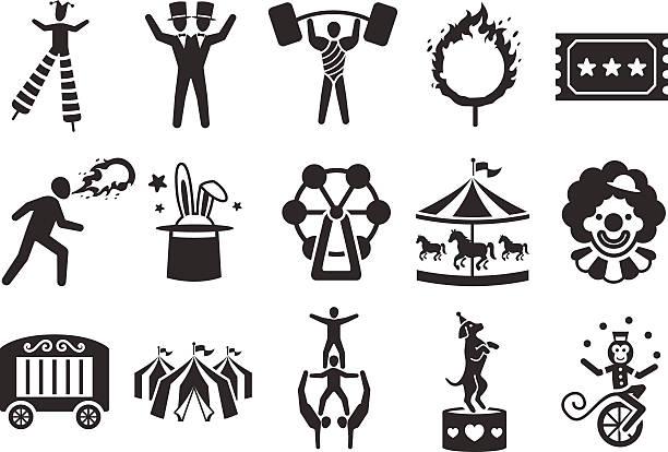 Best Cirque Du Soleil Illustrations, Royalty.