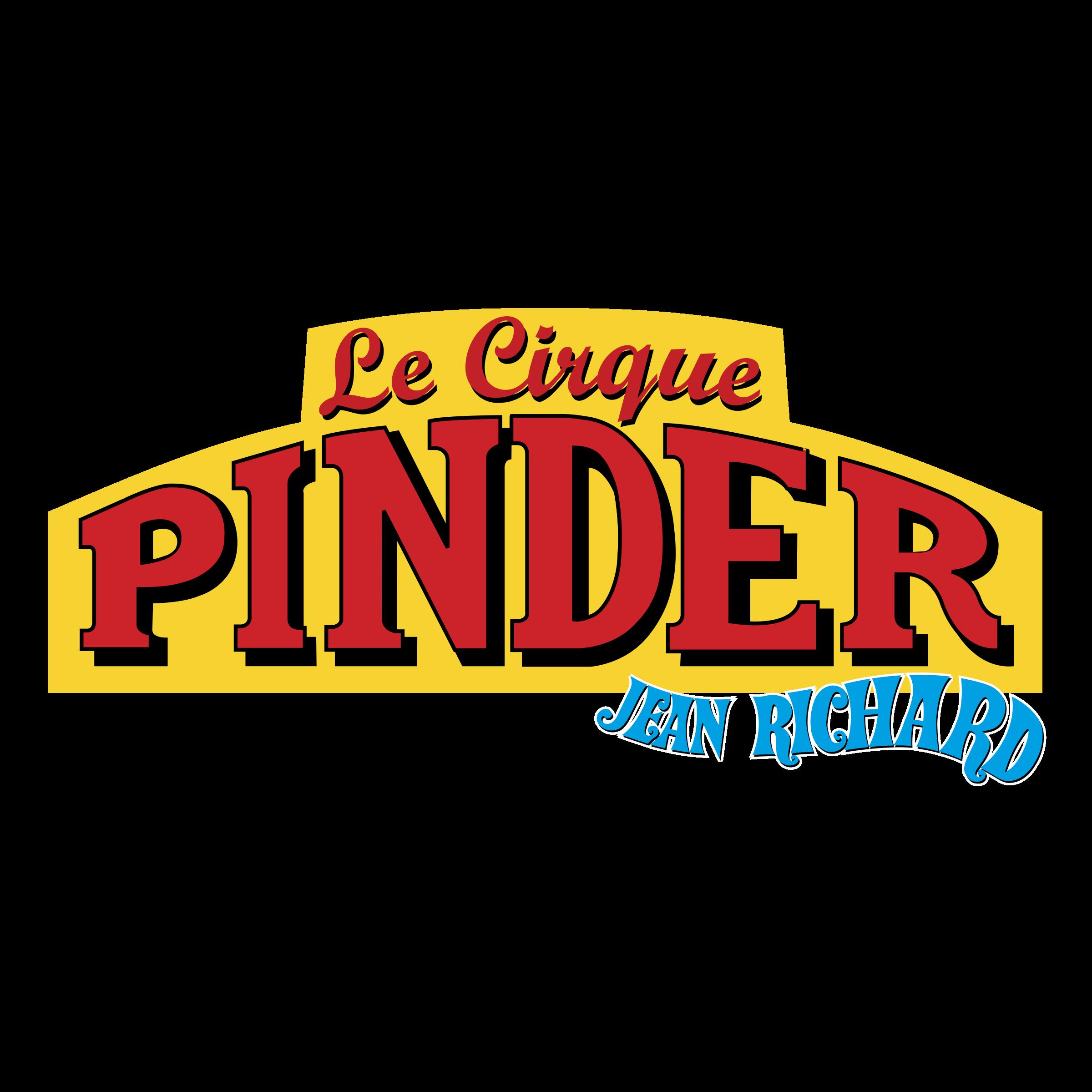 Le Cirque Pinder Logo PNG Transparent & SVG Vector.