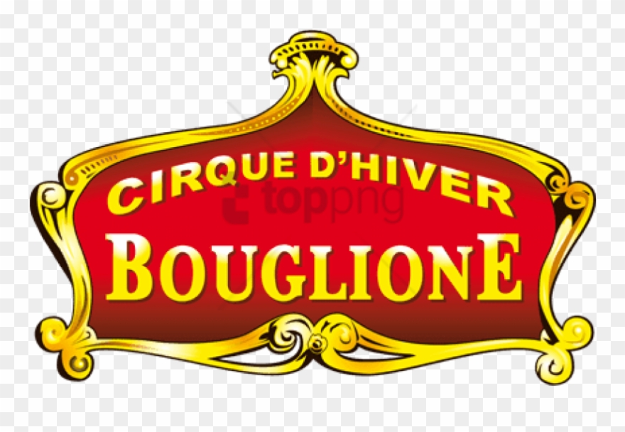Free Png Bouglione Logo Cirque D Hiver Png Image With.