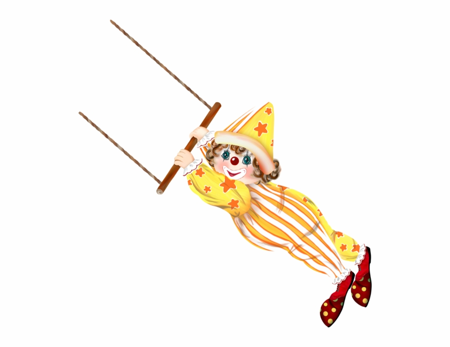 Circus Clown Png For Kids.