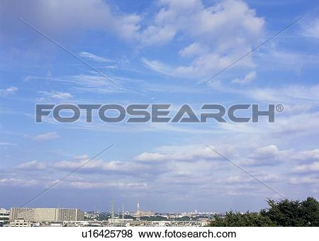 Pictures of Humilis, cirrostratus and cirrocumulus clouds.