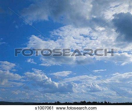 Stock Photography of Background, Cirrocumulus, Cloud, Daylight.