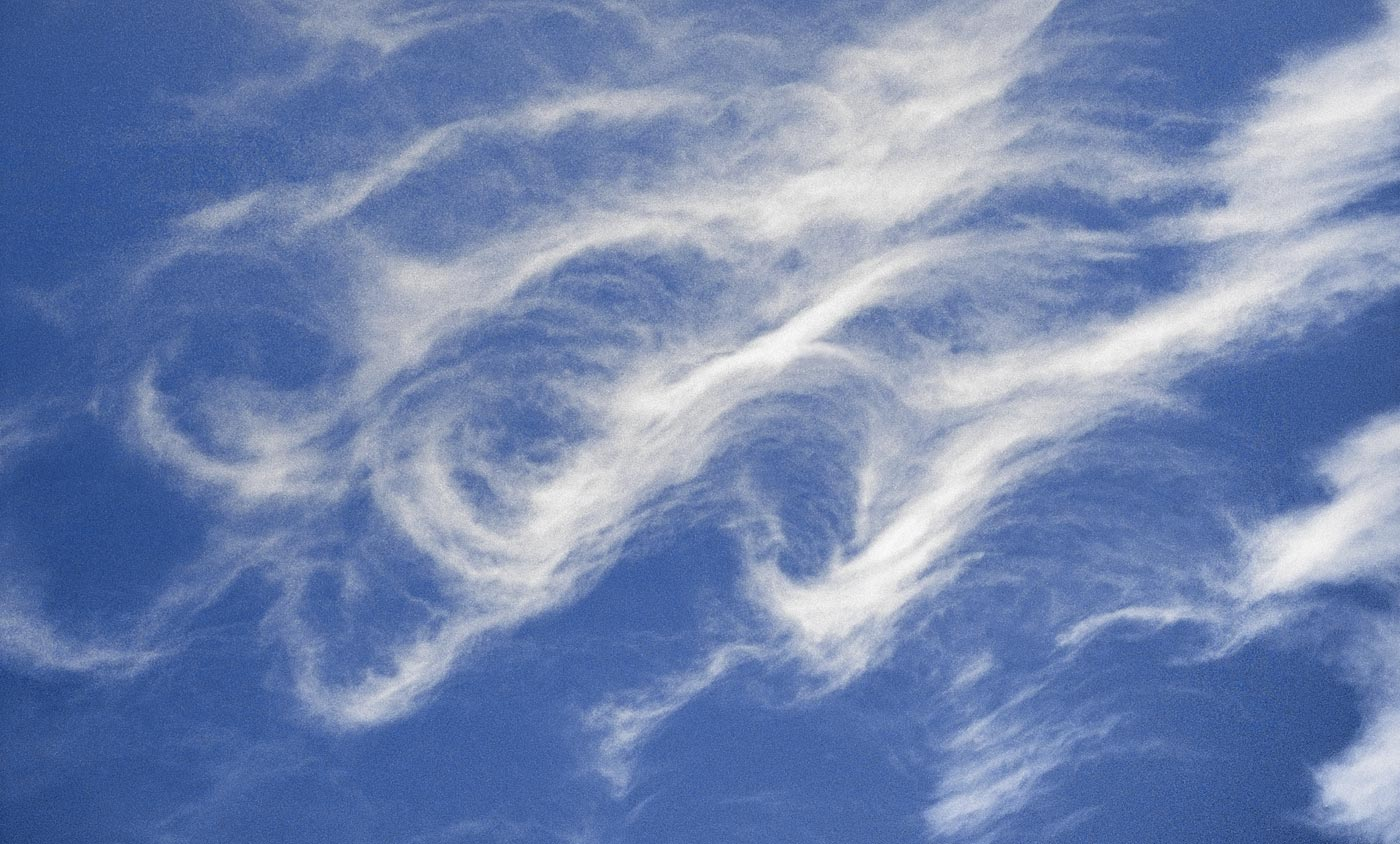 how to draw cirrus clouds