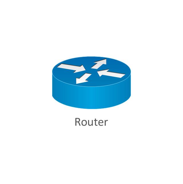 Cisco Router Stencils.