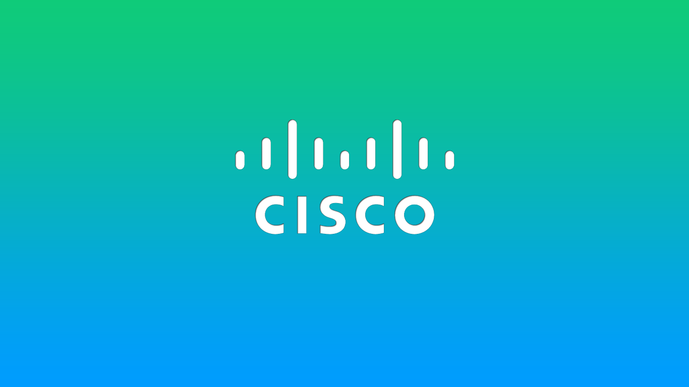 Cisco Logo Wallpaper.