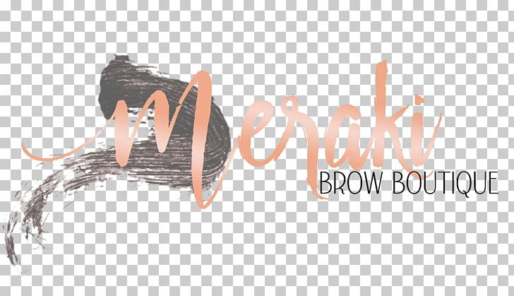 Logo Graphic design Cisco Meraki Font, microblading eyebrow.