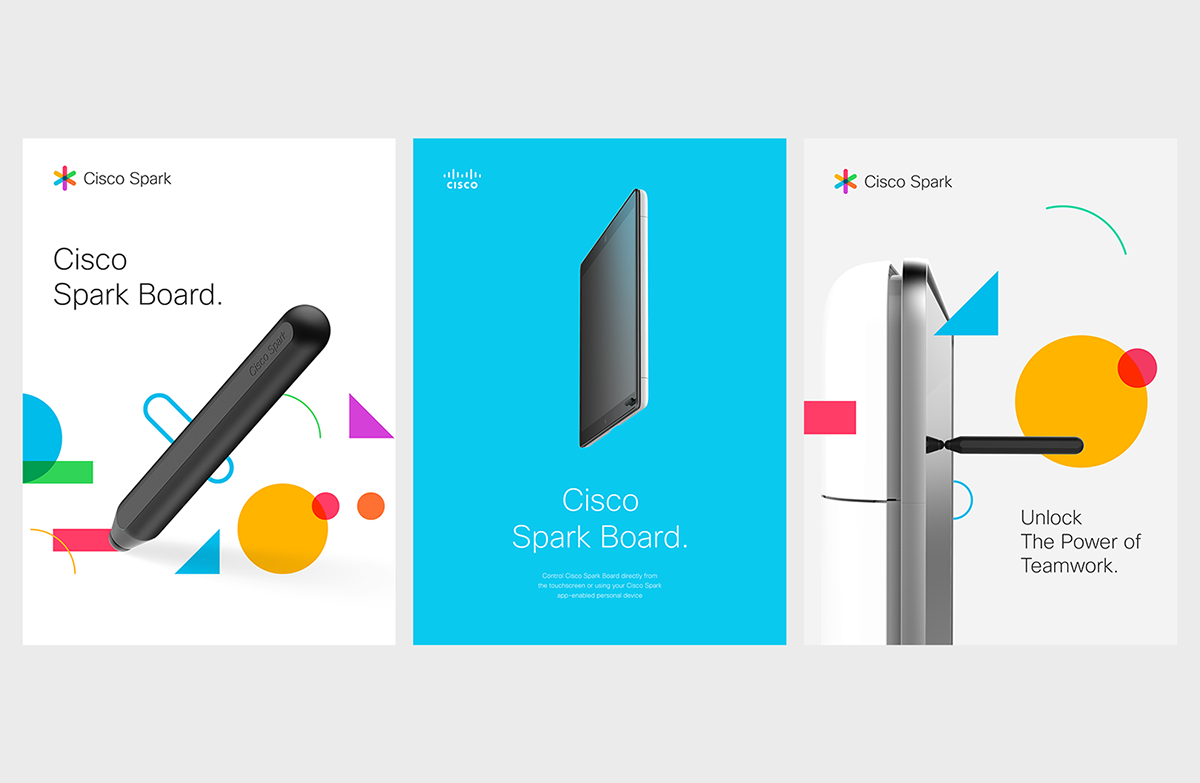 Cisco Spark on Behance.