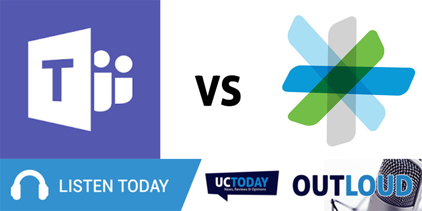 Face Off! Cisco Spark vs Microsoft Teams.