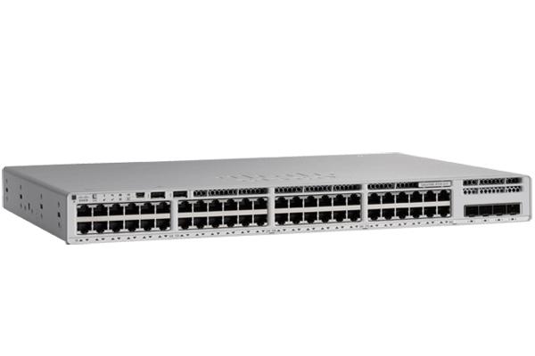 Cisco Catalyst 9200 Series Switches.