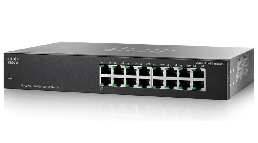 Switch Cisco SG100.