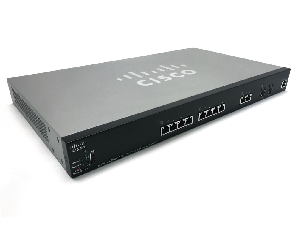 Refurbished: Cisco SG350XG.