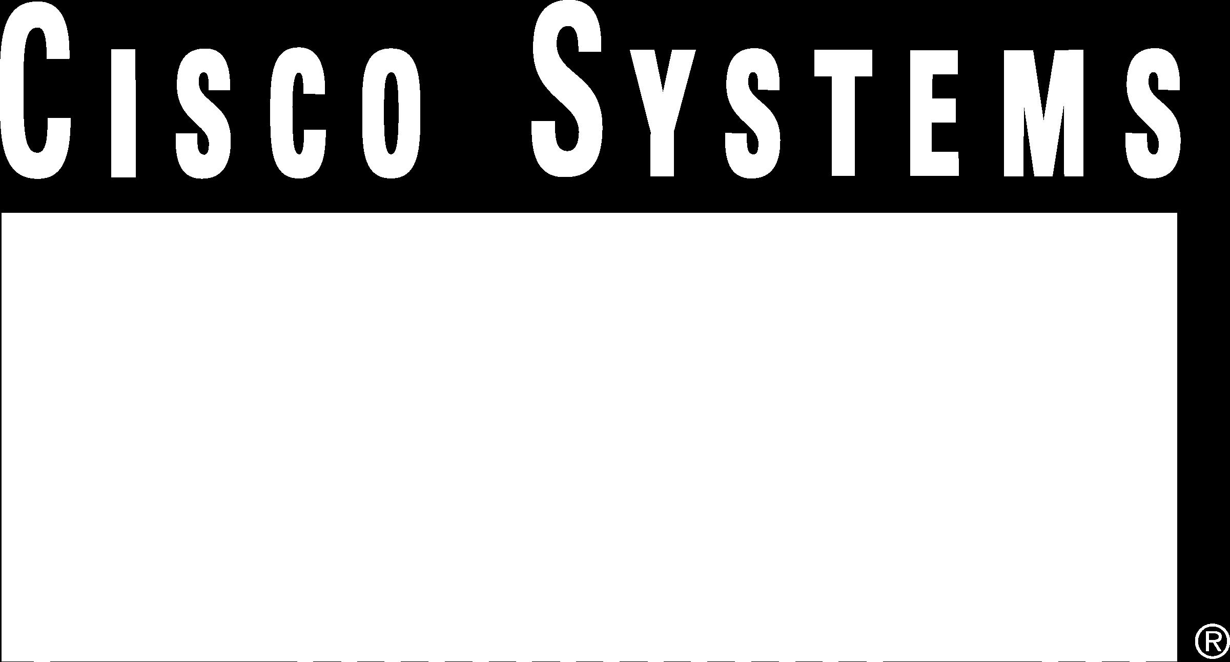 CISCO SYSTEMS 1 Logo PNG Transparent & SVG Vector.