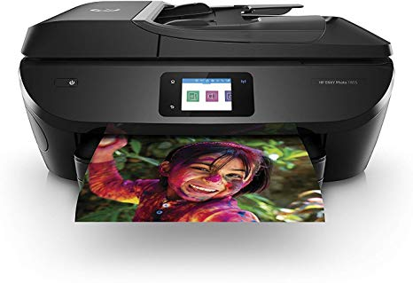 HP ENVY Photo 7855 All in One Photo Printer with Wireless Printing, HP  Instant Ink & Amazon Dash Replenishment ready (K7R96A).