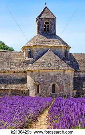 Stock Image of Monasteries of the Cistercian k21364295.