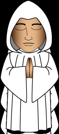 errantem animum: Muñequitos Monasticos: El Císter.