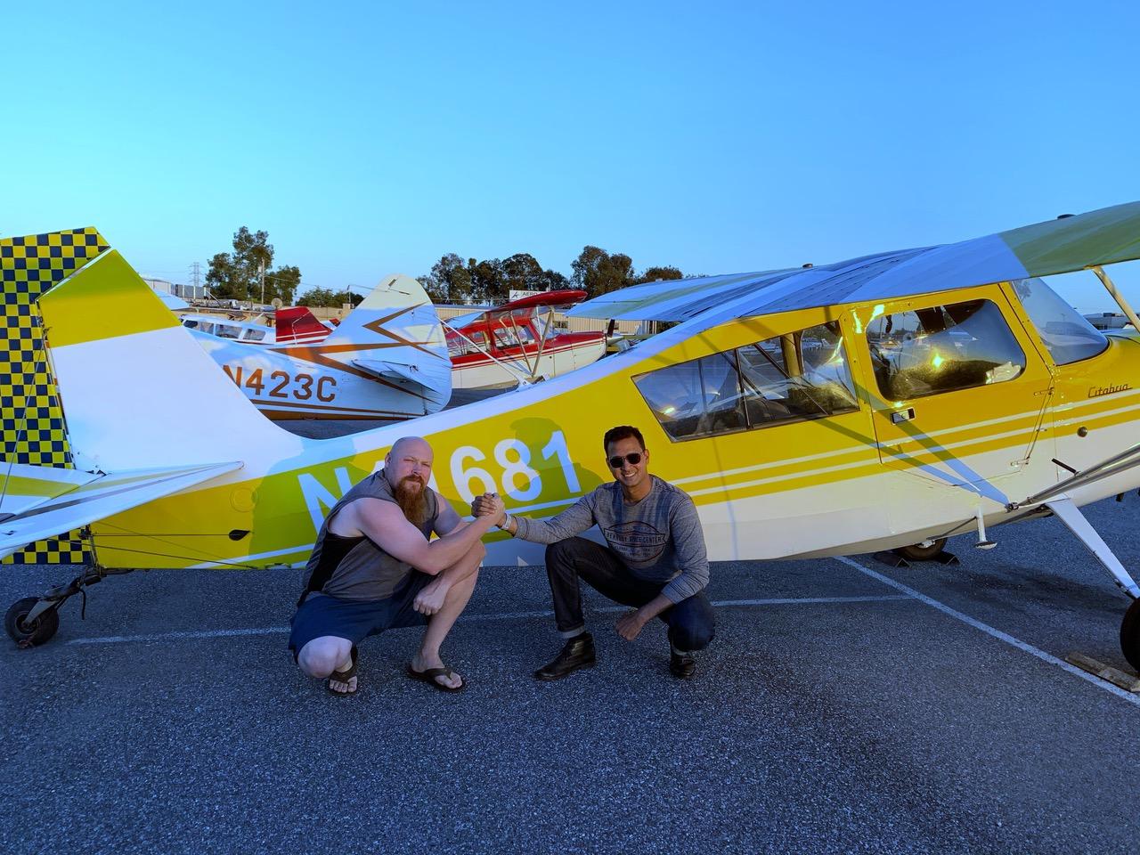 Aerodynamic Aviation » taildragger.