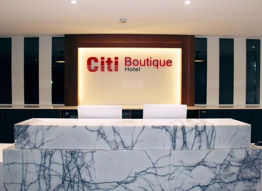 Citi Boutique Hotel.