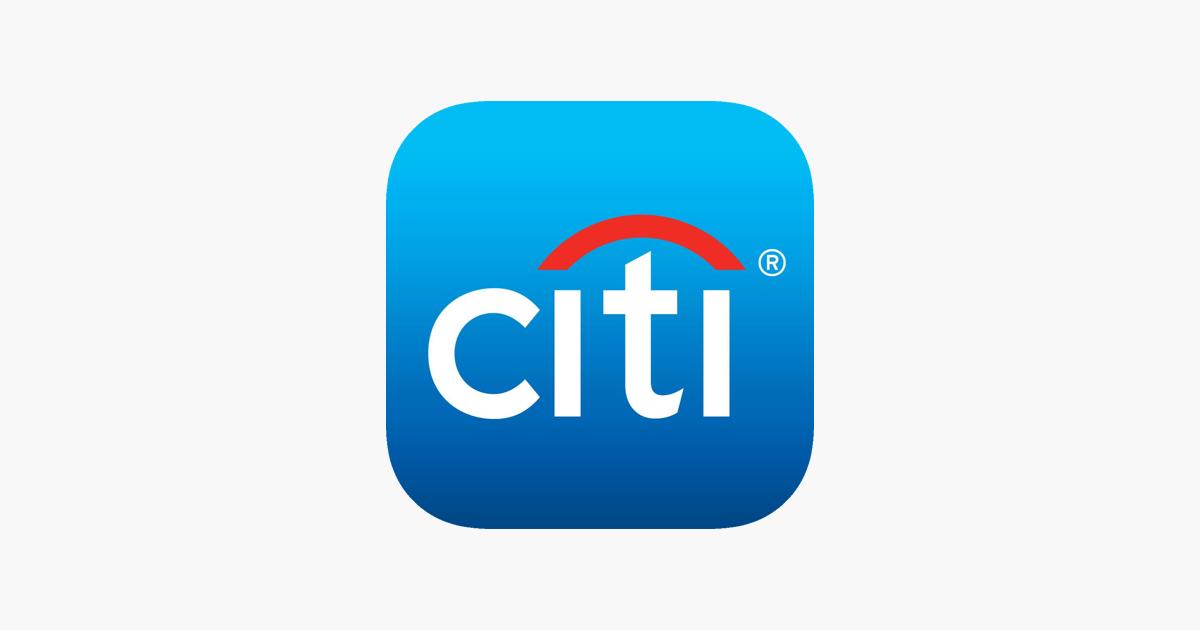 Citi Bank Logo Png.