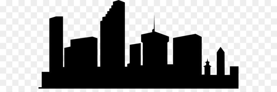 5136 City Skyline free clipart.