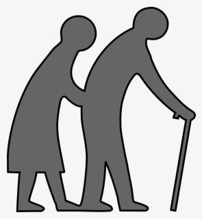 Free Senior Citizen Clip Art with No Background.