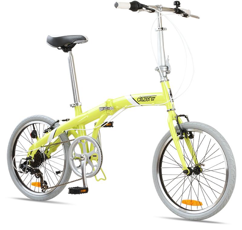 "SEOUL Citizen Bike 20"" 6."