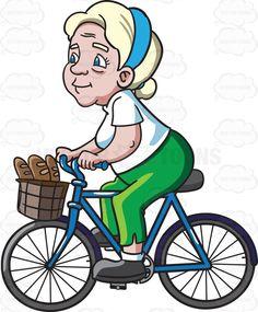Bike Riding Clipart Bicycle Riding Clip Art Clip.