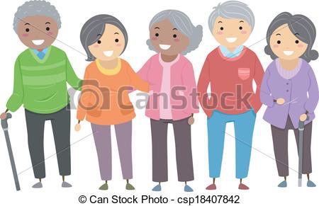 Senior citizen Illustrations and Clipart. 1,403 Senior citizen.