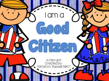 Citizen Clipart.