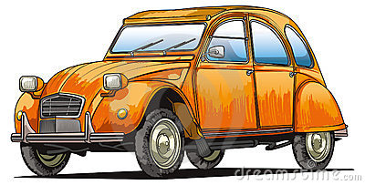 Citroen Car Clip Art.