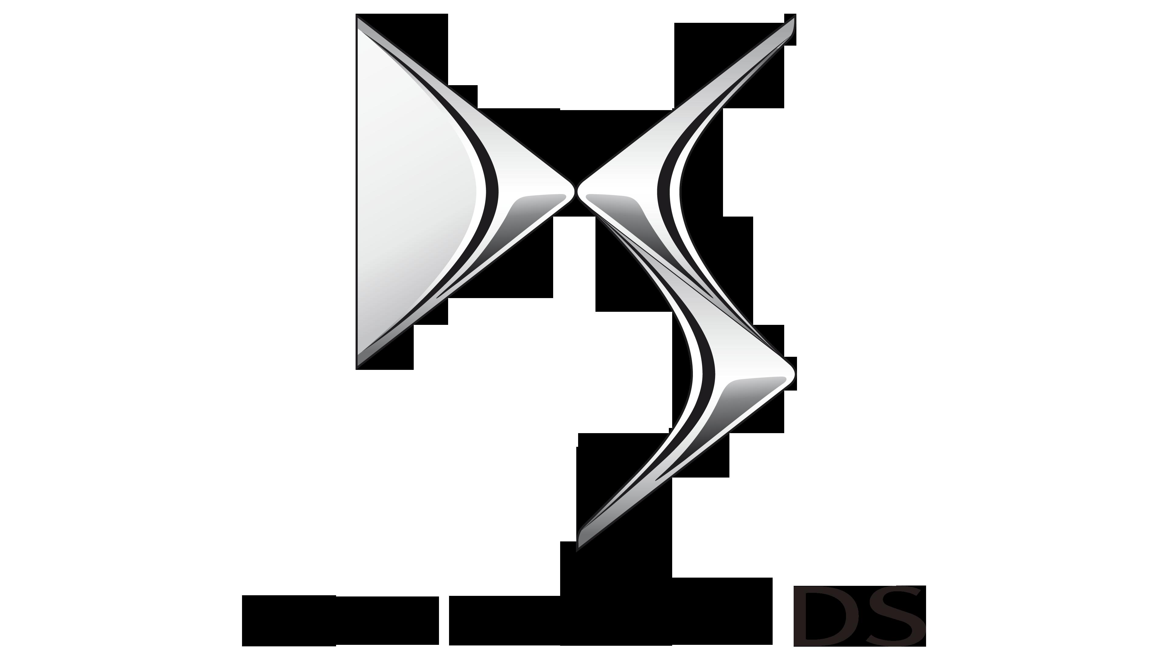 Citroën DS logo Bedeutung [ZEICHEN logo, png].