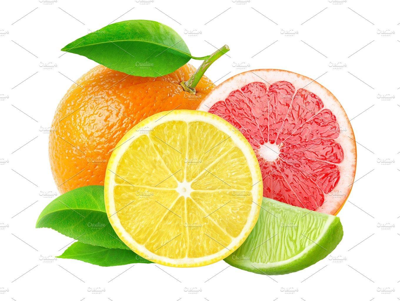 Citrus fruit clipart 3 » Clipart Portal.