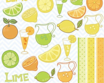 citrus clipart.