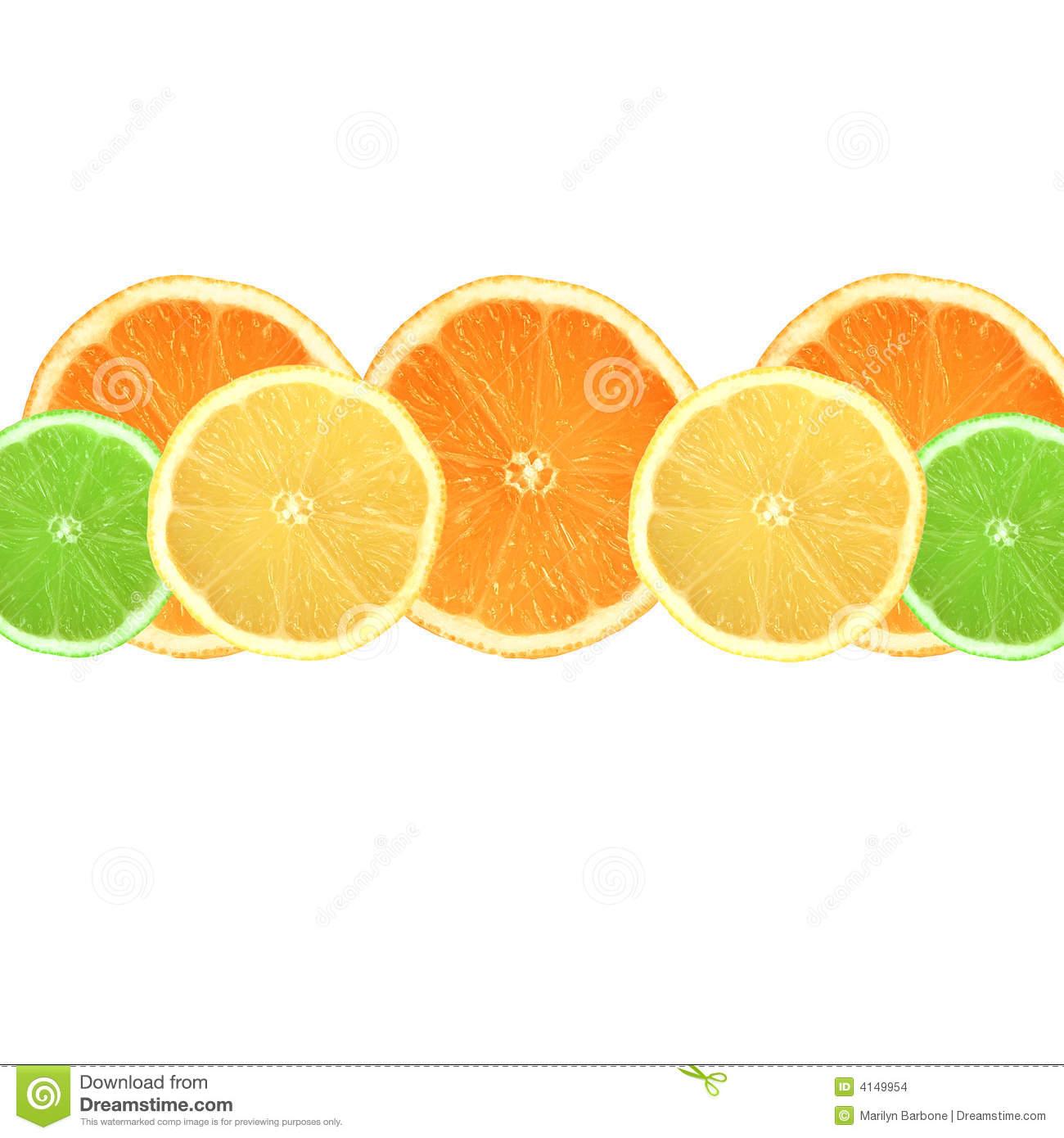 Citrus fruit clipart #9