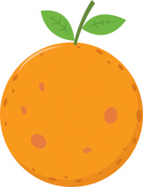 Free Fruits Clipart.