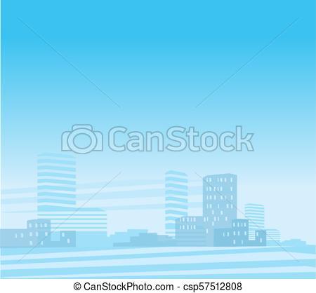 Modern city background.