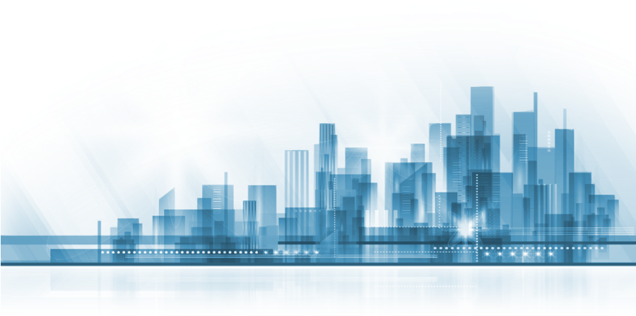 Download HD Abstract City Background Vector Clipart Clip Art.