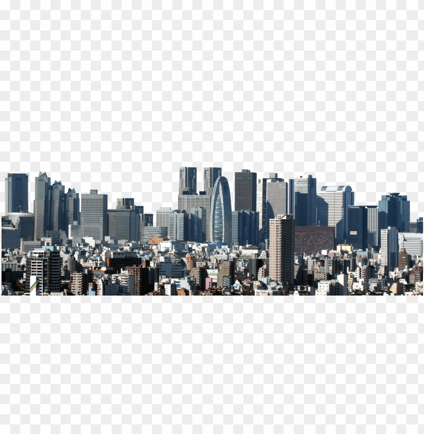 city png PNG image with transparent background.