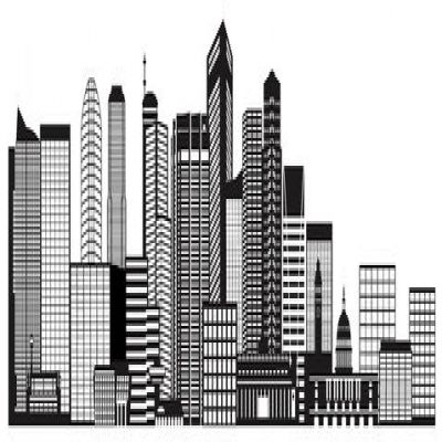 City building clipart - Clipground