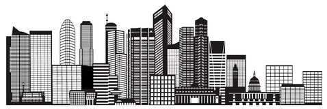 Free City Clipart Black And White, Download Free Clip Art.
