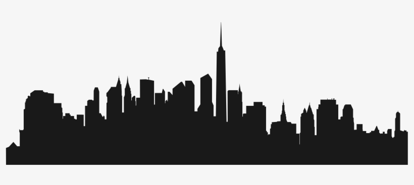 Pin City Building Clipart Black And White.