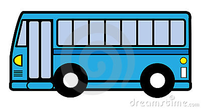 City Bus Clipart.
