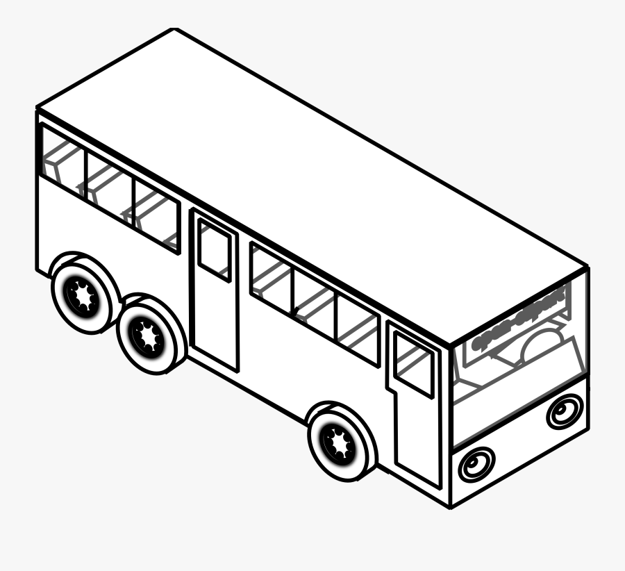 Bus Clipart.