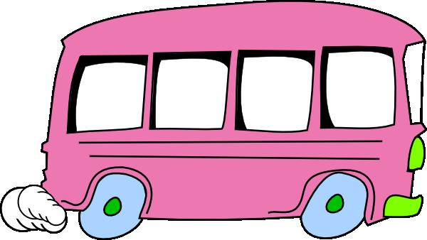 Clipart shuttle bus.